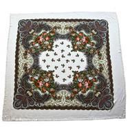 Платок шерстяной Tranini 0429 белый