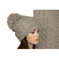 Комплект (шапка, шарф) 5027
