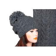 Комплект (шапка, шарф) 5029