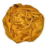 Платок Louis Vuitton горчичный 1144