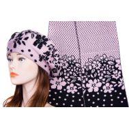 Комплект женский Tranini берет и шарф 0145