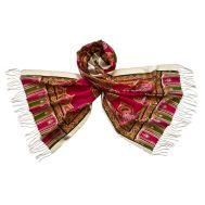 Палантин Tranini женский шерстяной розовый 1202