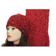 Комплект женский Enrico Coveri, шапка и шарф,0995