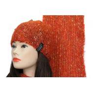 Комплект женский Enrico Coveri, шапка и шарф,0992