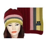 Комплект женский Enrico Coveri, шапка и шарф, 1093