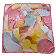 Платок шёлковый женский Tranini 0654