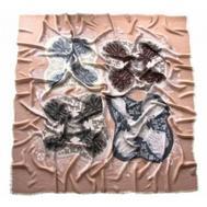 Платок женский из хлопка Tranini 4702