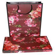 Комплект из пакета и подарочной коробки Gucci