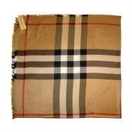 Платок Burberry коричневый, 2110