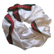Платок Gucci белый, 6026