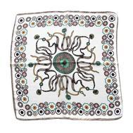 Платок на шею Tranini 0452 PLATOK 1 из шелка