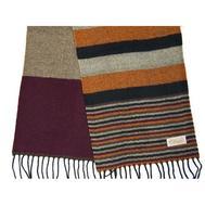 Шерстяной мужской шарф Tranini 30612 SH1