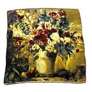 Шелковый платок картина Tranini 1253 PLATOK 3