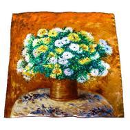 Шелковый платок картина Tranini 1256 PLATOK 3