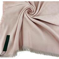 Платок Louis Vuitton женский пудра с люреском 4014