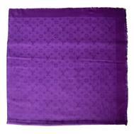 Платок Louis Vuitton ультрафиолетовый 1160