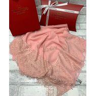Платок шелковый Valentino 5016 розовый