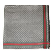 Платок Gucci 4055 серый