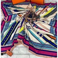 Платок HERMES 5149 разноцветный