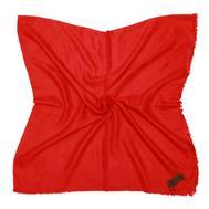 Платок Louis Vuitton красный 1186