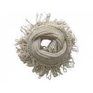 Шарф снуд крупной вязки Tranini 0053 ART-1529 из альпаки и шерсти