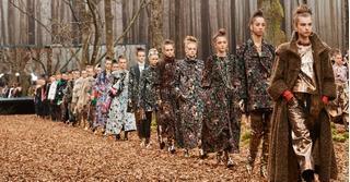 Модные тренды зима 2019 года