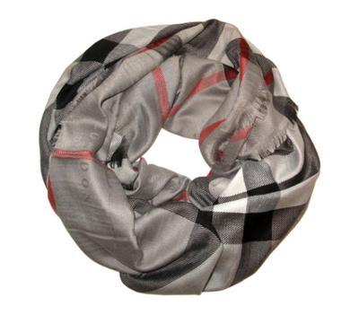 Платок Burberry серый, 2109