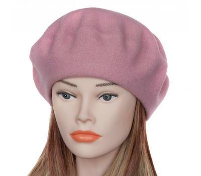 Берет женский Tonak 01810 светлый розовый