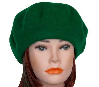 Берет женский Tonak 03641 зеленый