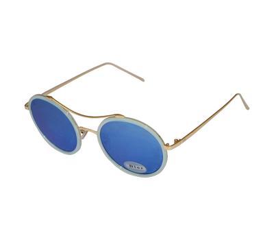 Женские солнцезащитные очки Dior зеркальные