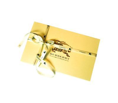 Коробка подарочная Burberry
