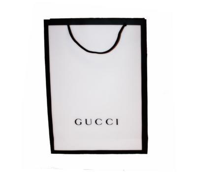 Пакет подарочный Gucci