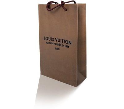 Пакет подарочный Louis Vuitton