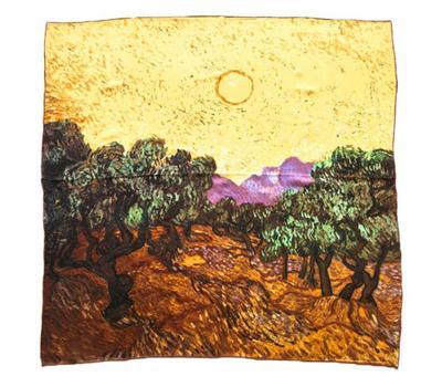 Платок картина Tranini 1051