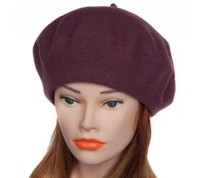 Берет женский Tonak 01430 фиолетовый