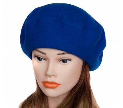 Берет женский Tonak 02960 яркий синий