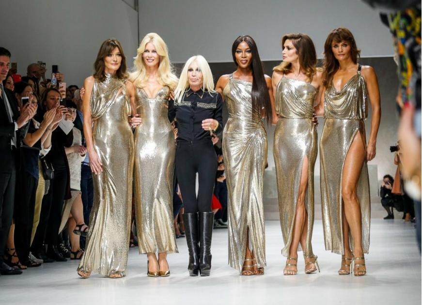 Шик, блеск, красота: модные тренды весны-лета 2018